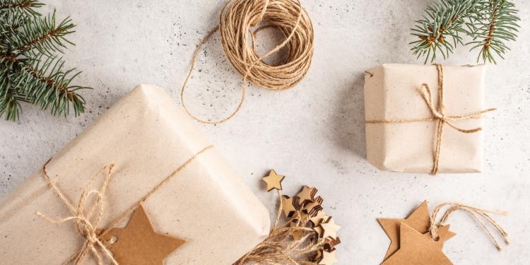 Die Geschenksaison ist eröffnet- Minimalistische Gedanken zu Weihnachten