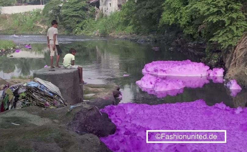Fashion Revolution: Schädliche Chemikalien in der Textilindustrie -