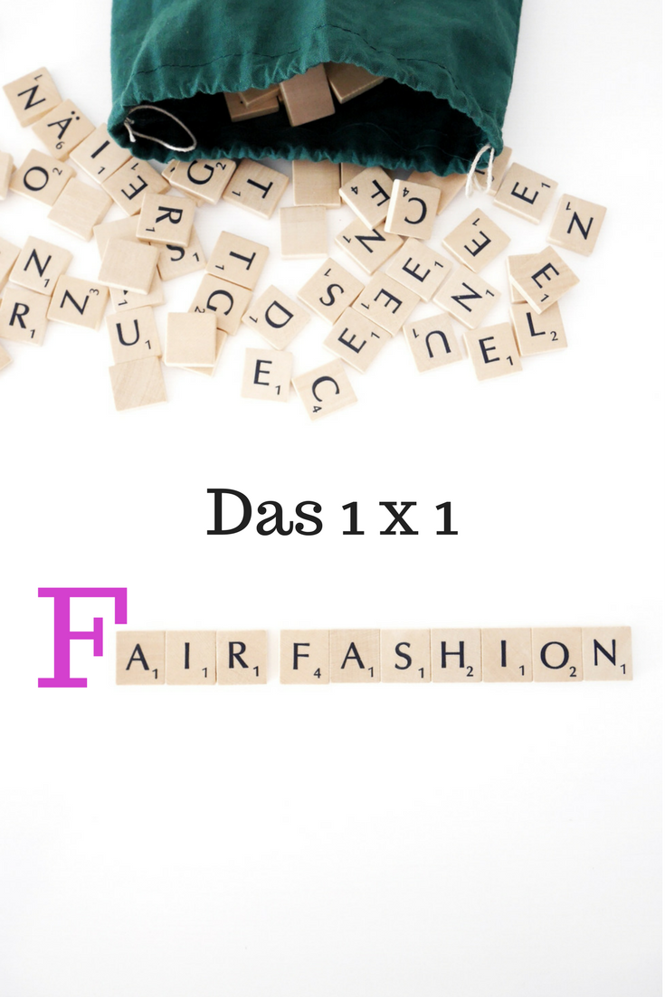 Fashion Revolution: Das 1 x 1 von Fair Fashion