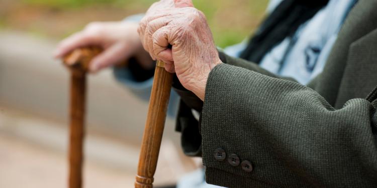 Wenn Großeltern ausmisten- Reduzieren im Alter