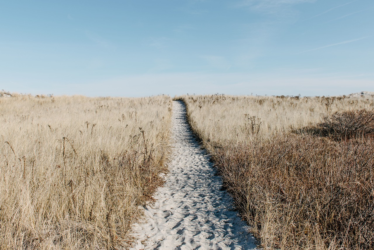 Minimalismus Inspiration Tag- Weg zu mir selbst