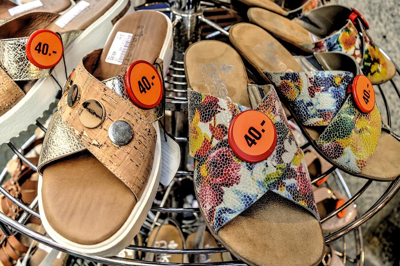 Sales Schuhe im Angebot
