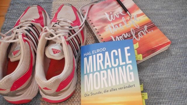 Miracle Morning- Wie eine Morgenroutine mein Leben verändert hat