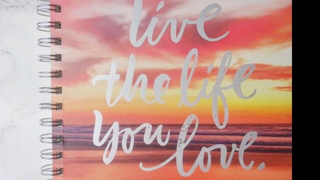MM lebe das Leben, dass du liebst