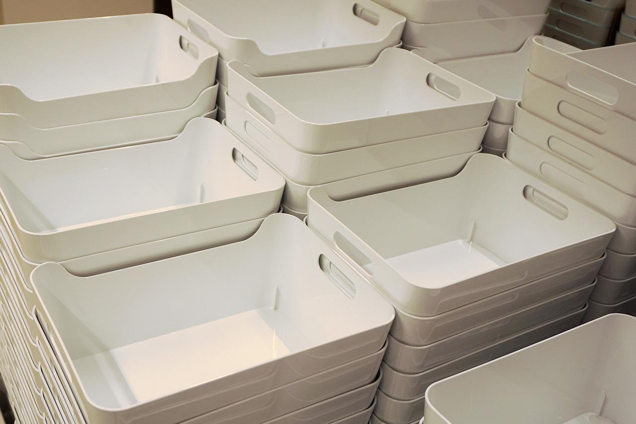 Ikea Plastik Kisten