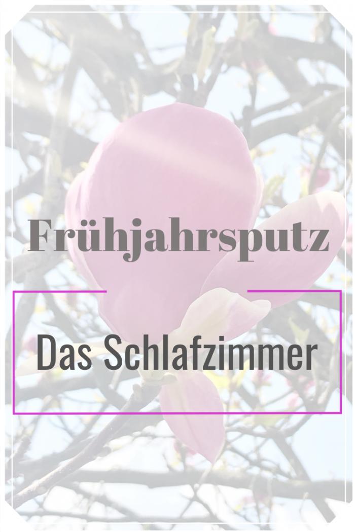 Magnolien- Frühjahrsputz