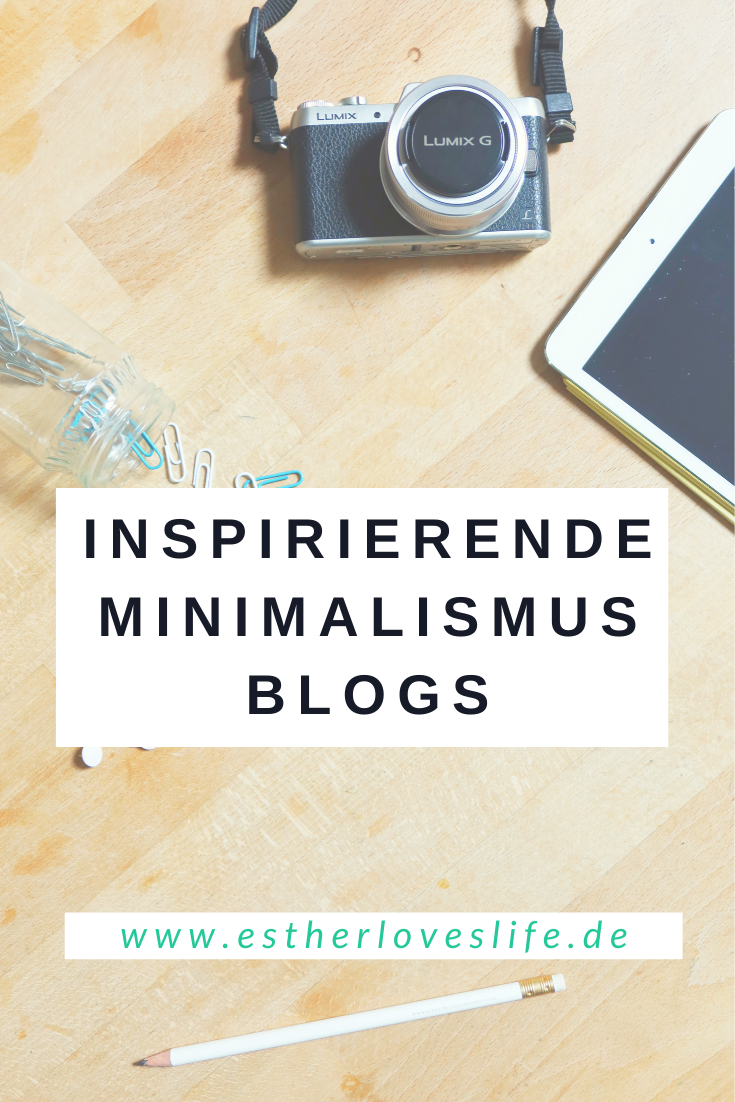 Minimalismus Blogs Favoriten