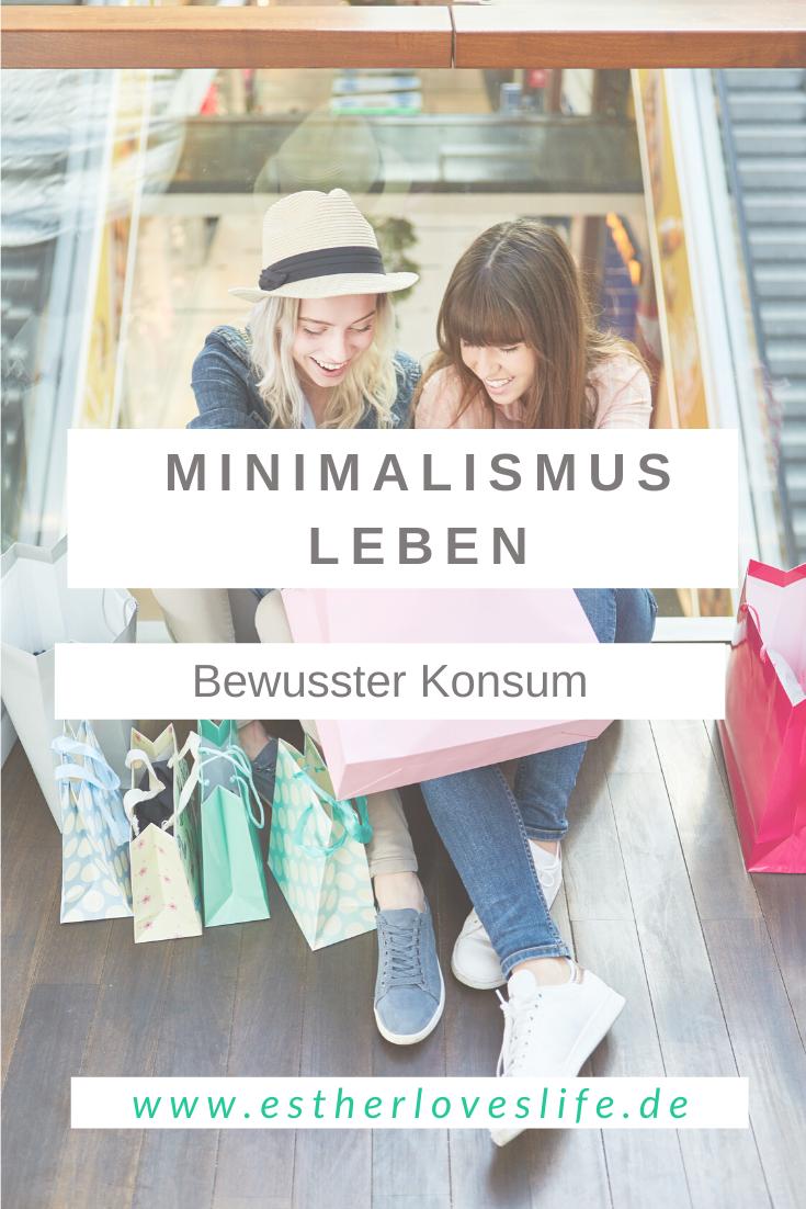 Bewusster konsumieren und einkaufen