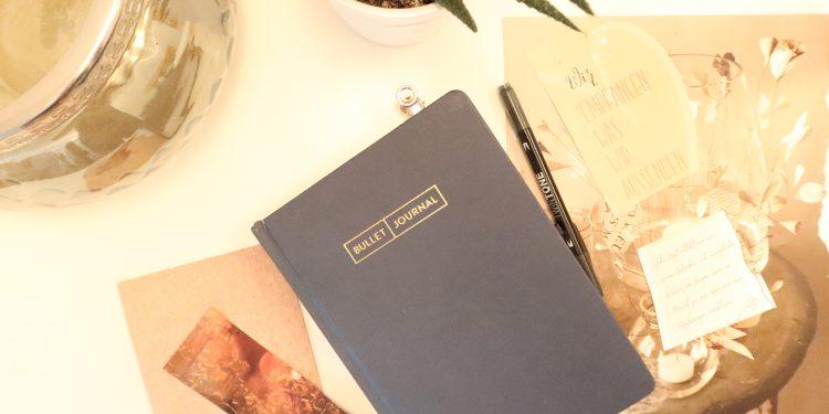 Mein Bullet Journal 2021- Platz für Klarheit und Produktivität