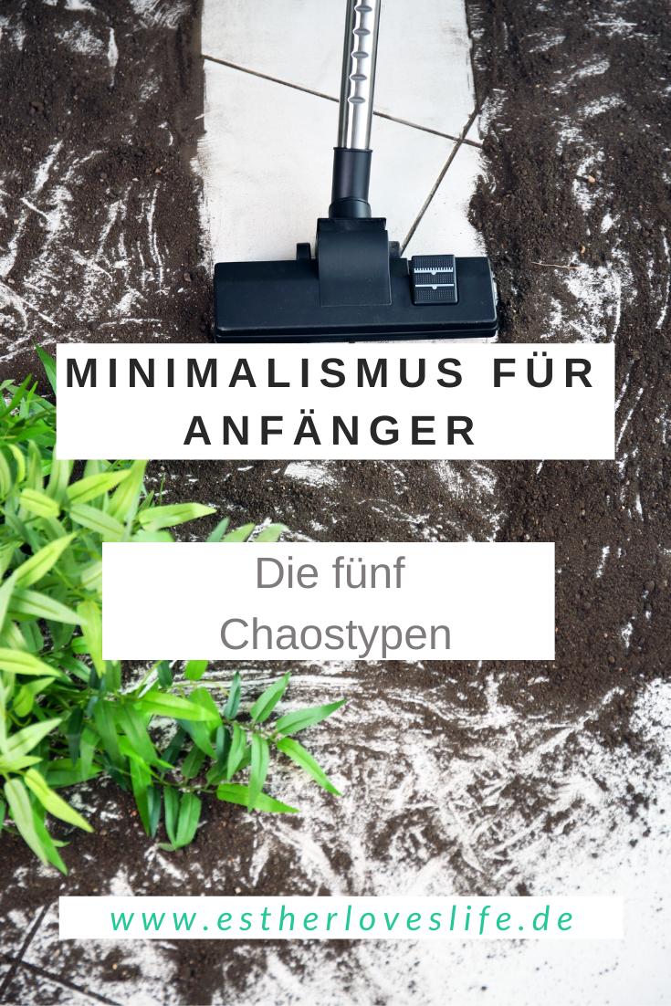 Chapstypen_Minimalismus für Anfänger