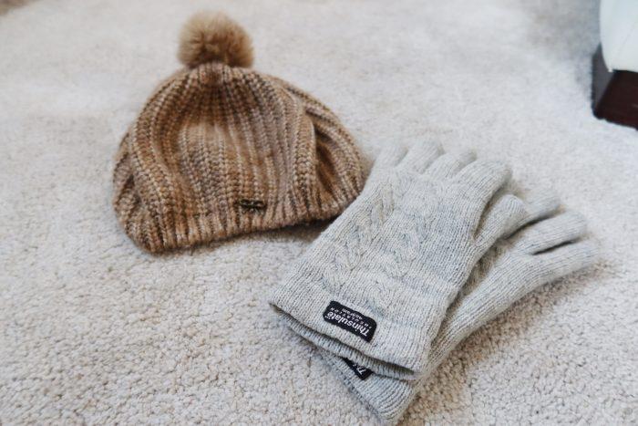 Nur ein Exemplar_Handschuhe_Wintermütze