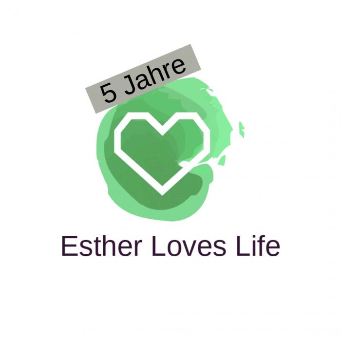 Bloggeburtstag 5 Jahre Estherloveslife
