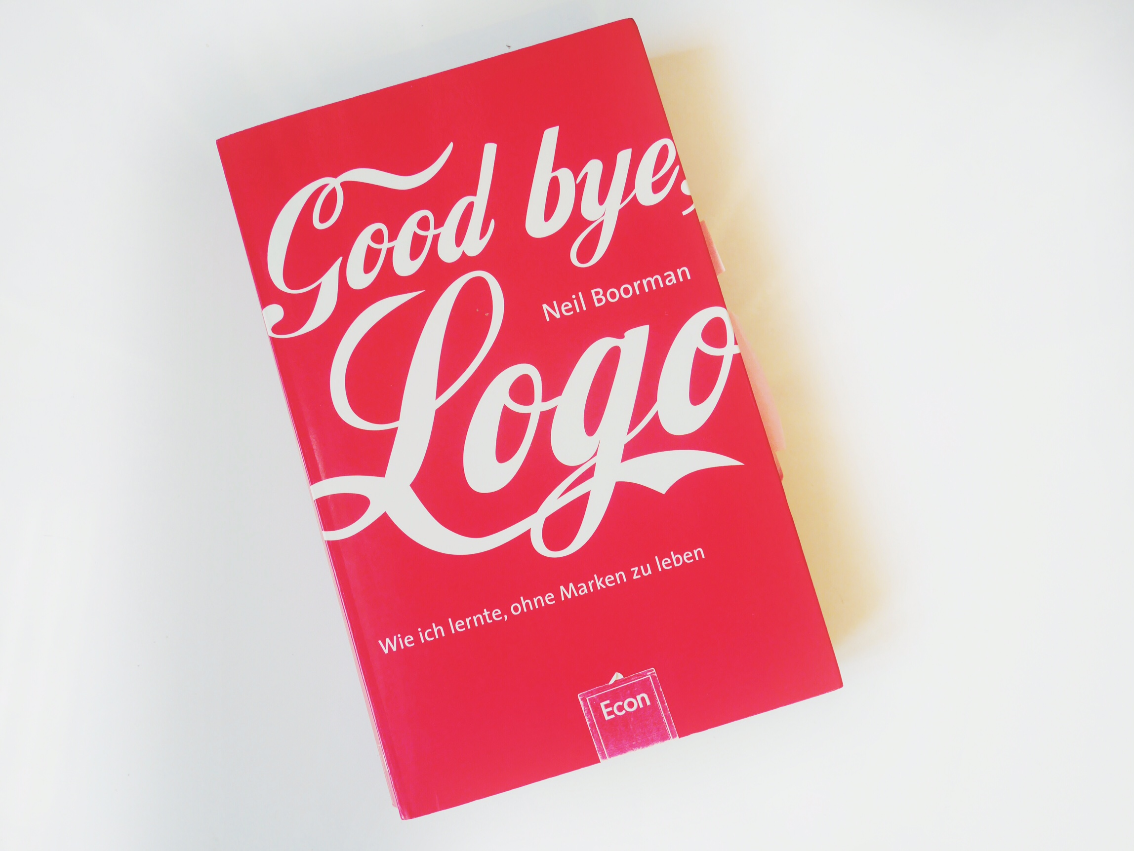 Good bye, Logo